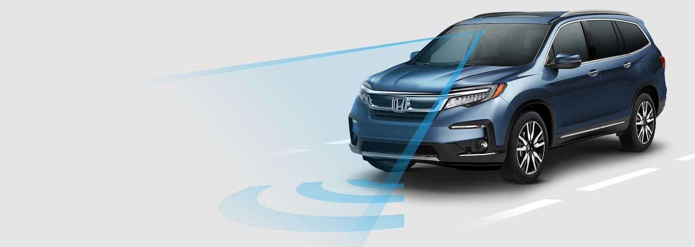 Honda Safety Features near Ann Arbor, MI