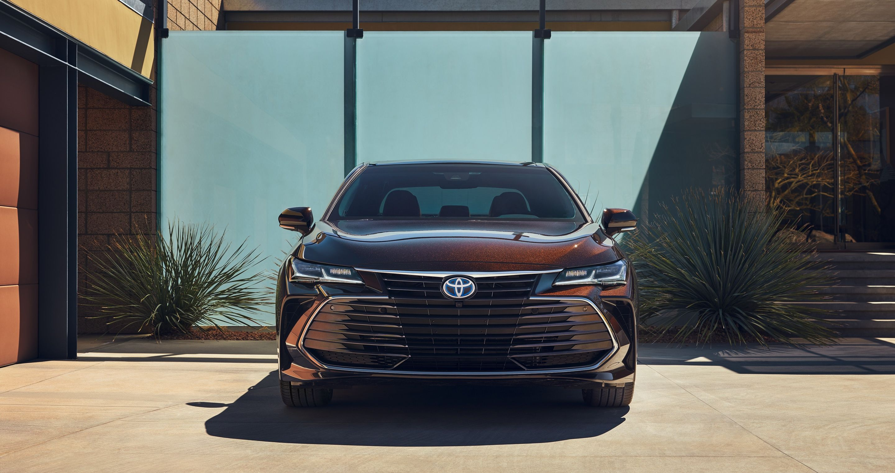 New 2019 Toyota Avalon Touring 4dr Car Fwd