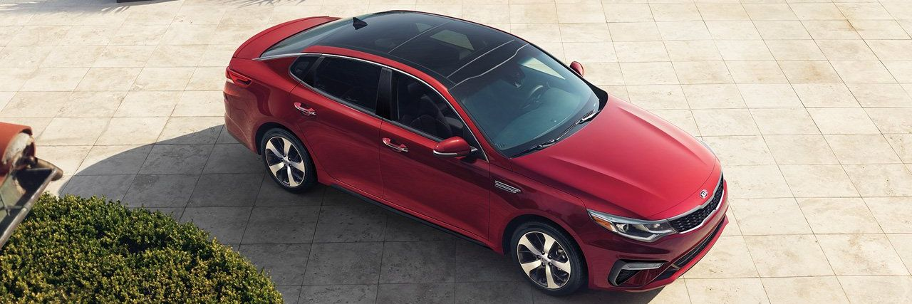 2019 Kia Optima for Sale near Pasadena, TX