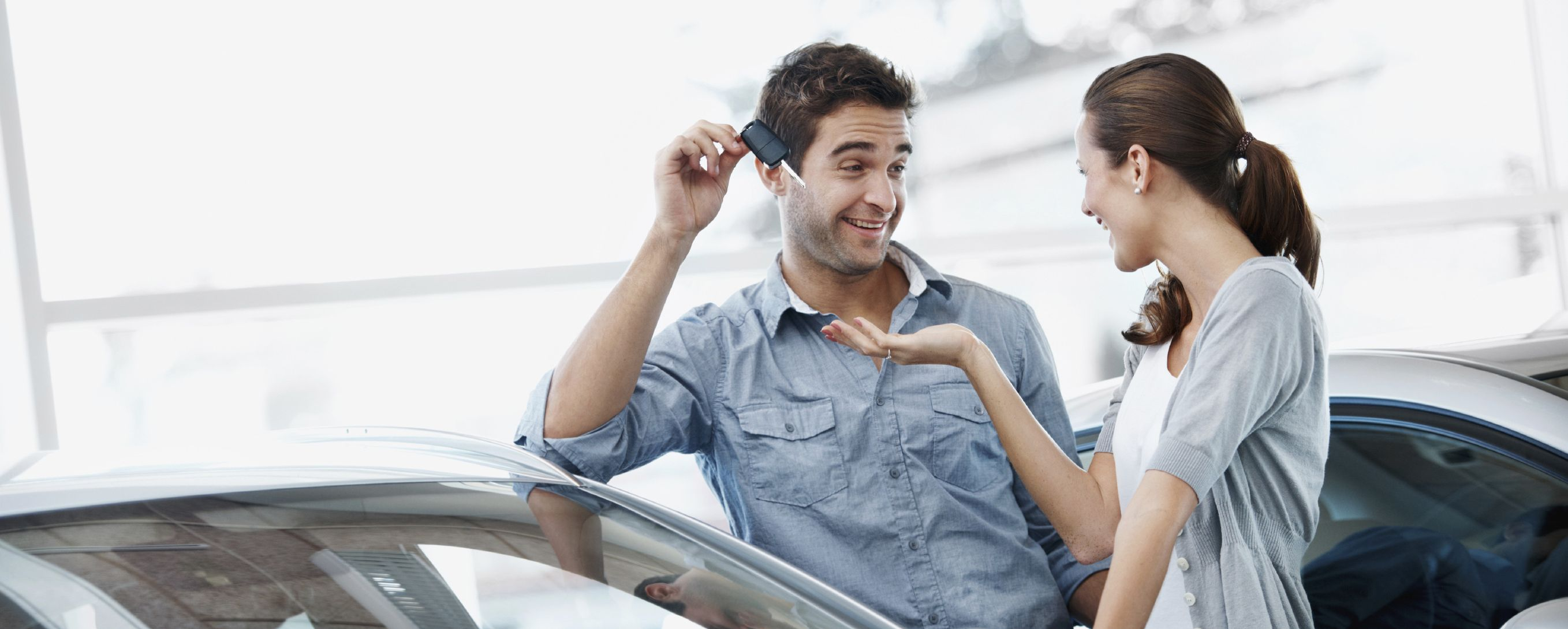 Car Lease Options in Chantilly, VA