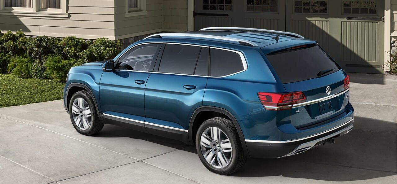 2018 Volkswagen Atlas Service near Laurel, MD