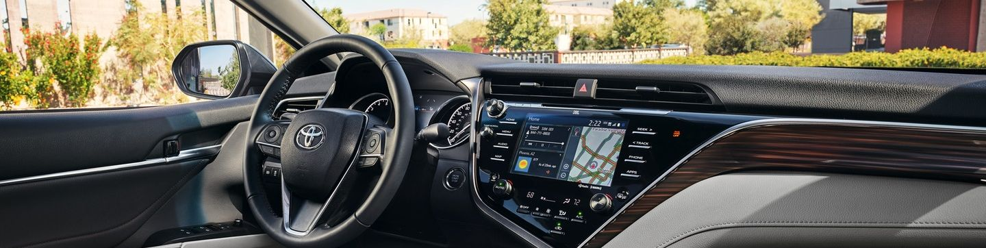 Intelligent Features in the 2019 Toyota Camry