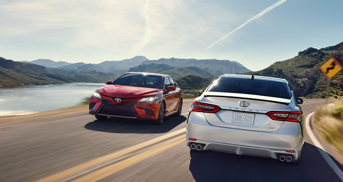 2019 Toyota Camry Technology Features in New Castle, DE