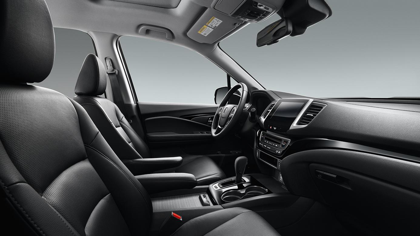 2019 Dodge Durgano Interior
