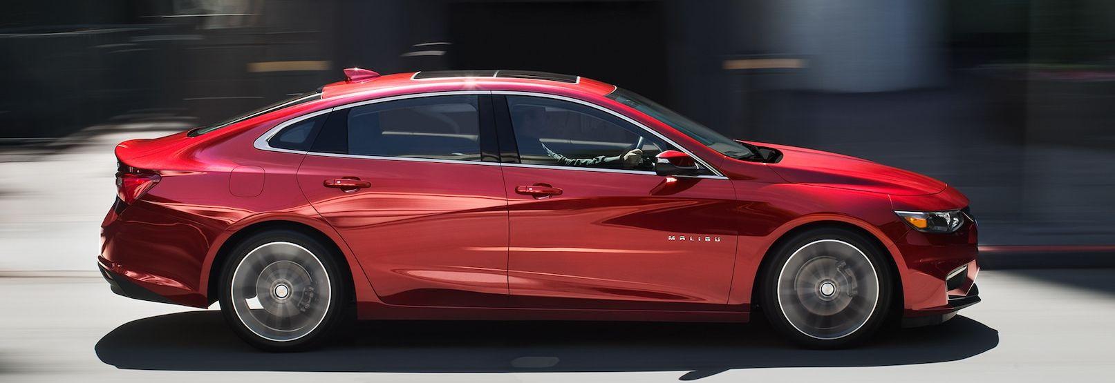 2018 Chevrolet Malibu Financing near Edmond, OK