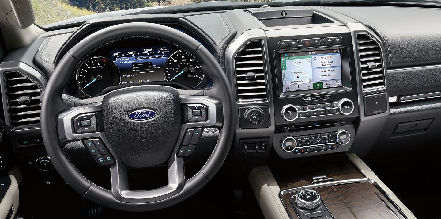 Advanced Features in the Ford Expedition