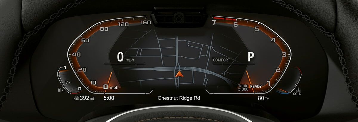 Advanced Navigation in the X5