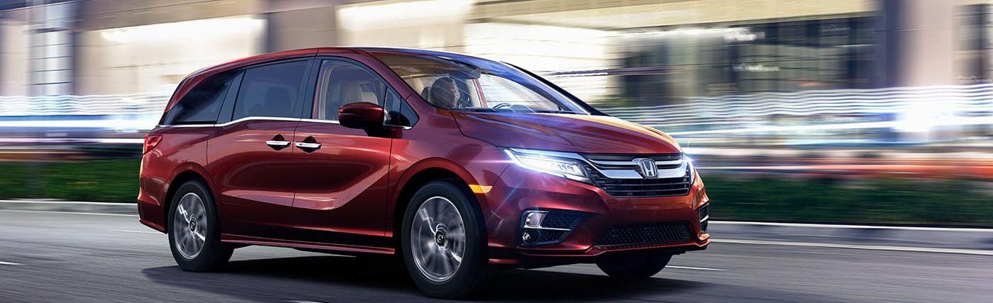 2019 Honda Odyssey Leasing near Smyrna, DE