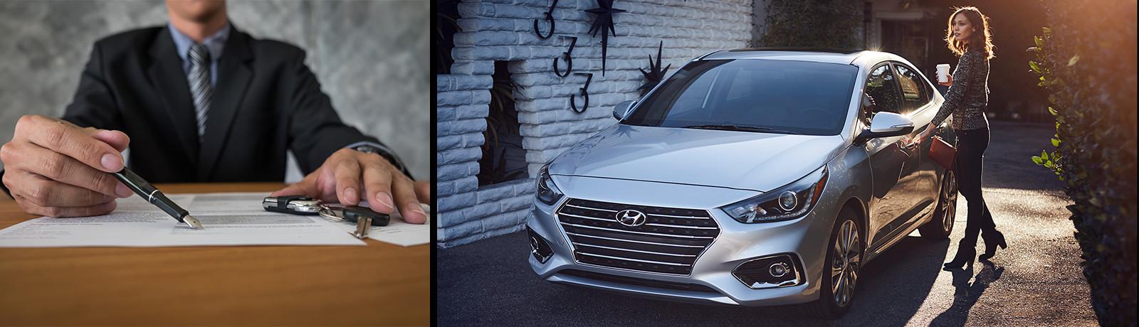 Buying a Hyundai