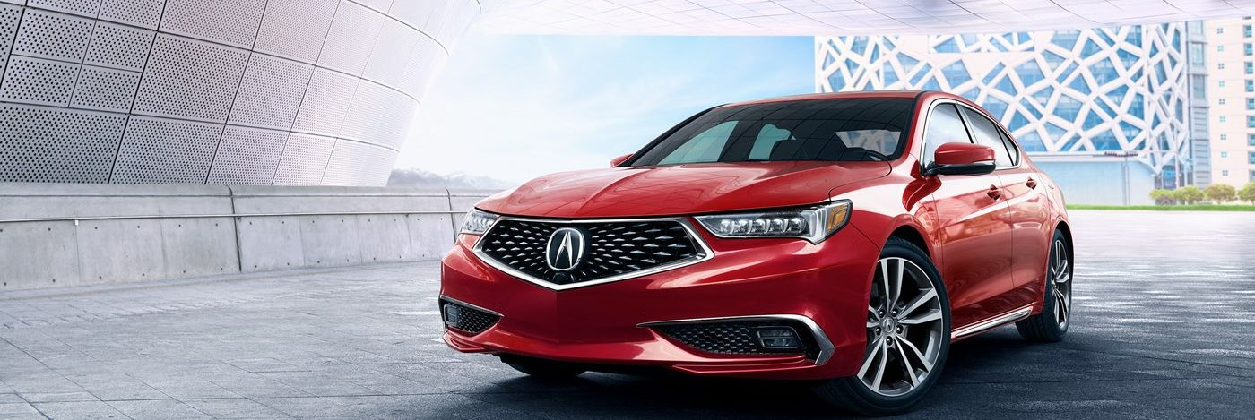 2019 Acura TLX Technology Features in Hoffman Estates, IL