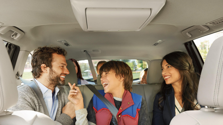 2019 Toyota Highlander's Seven-Passenger Seating