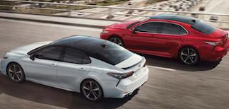 2019 Toyota Camry Trim Comparison
