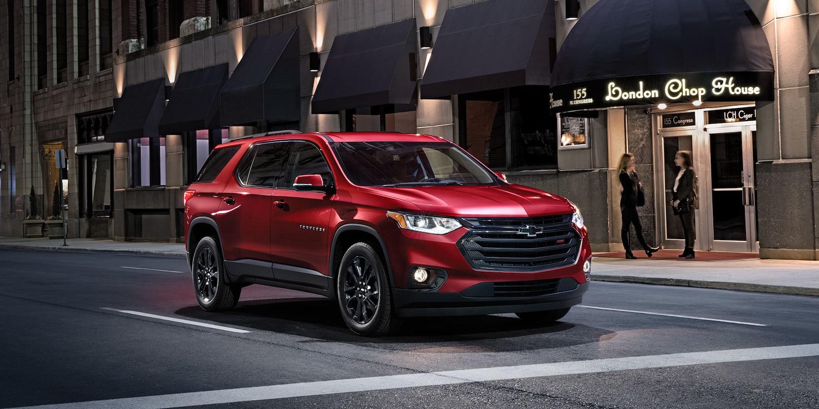 Chevrolet Traverse 2019 a la venta cerca de Fairfax, VA