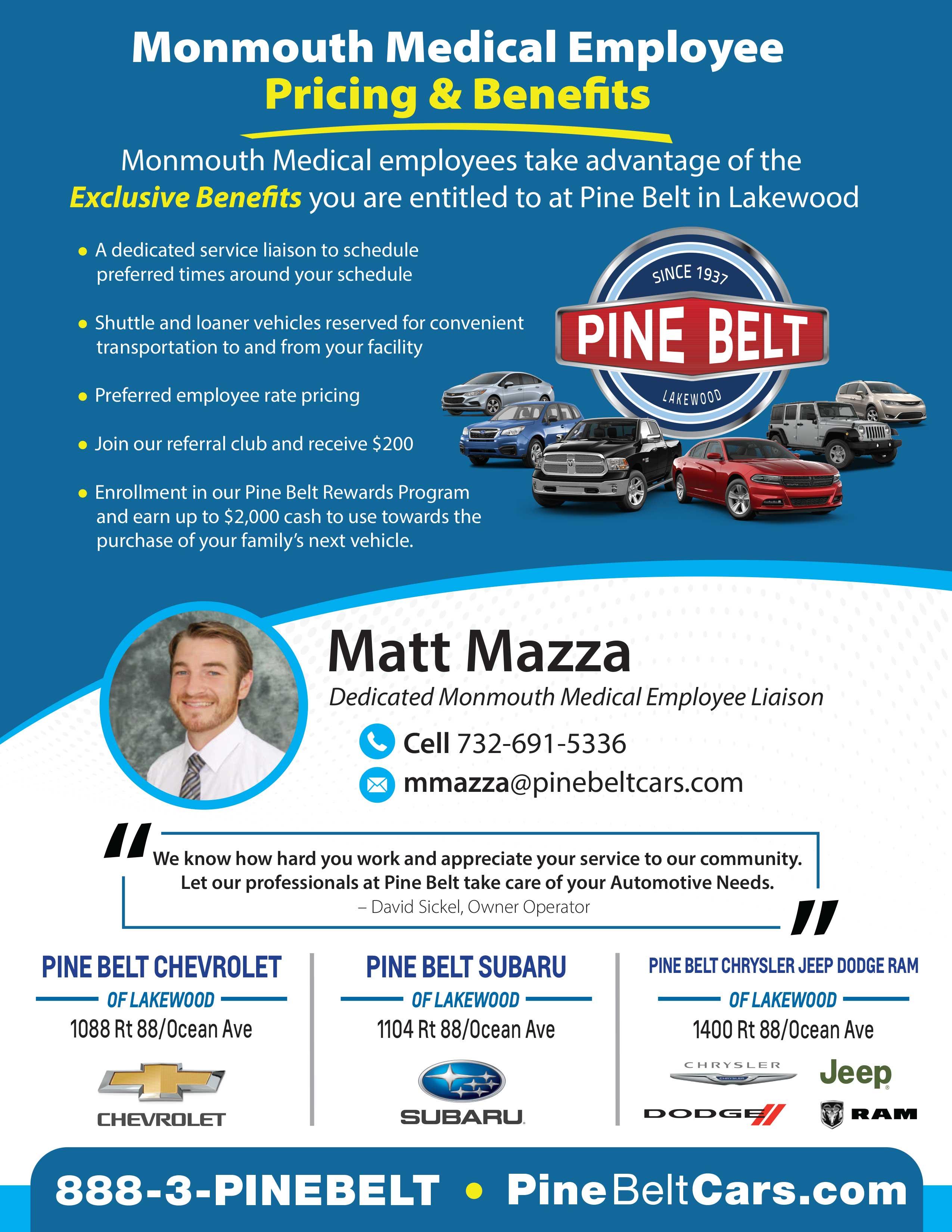 Pine Belt Chevrolet >> Pine Belt Cars