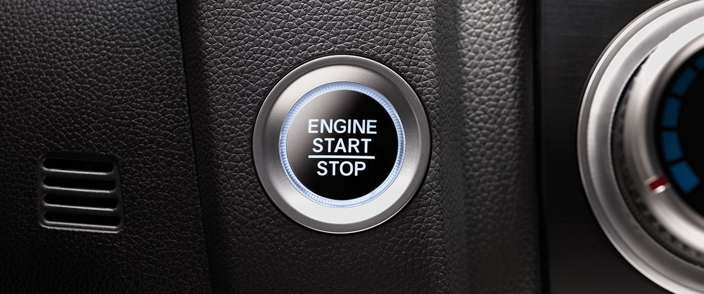 Start Your Engine With the Push of a Button!
