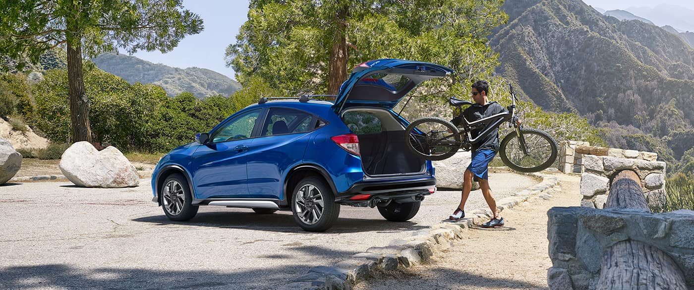 2019 Honda HR-V Leasing near Sterling, VA