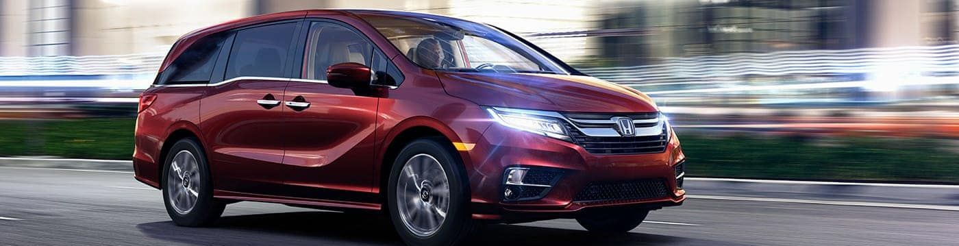 2019 Honda Odyssey Financing in Palm Bay, FL