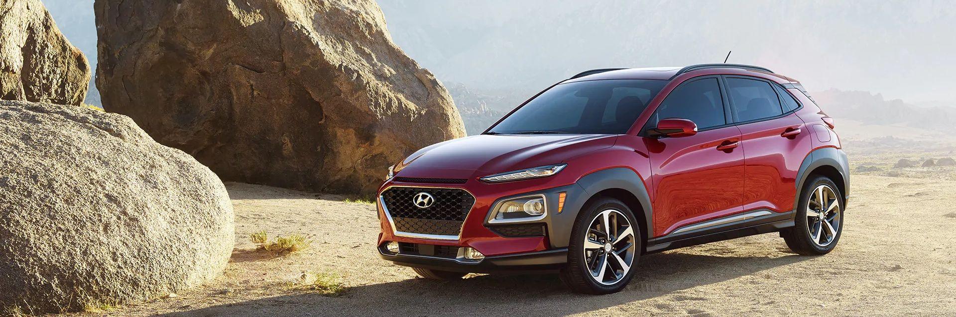 2019 Hyundai Kona Leasing near Washington, DC