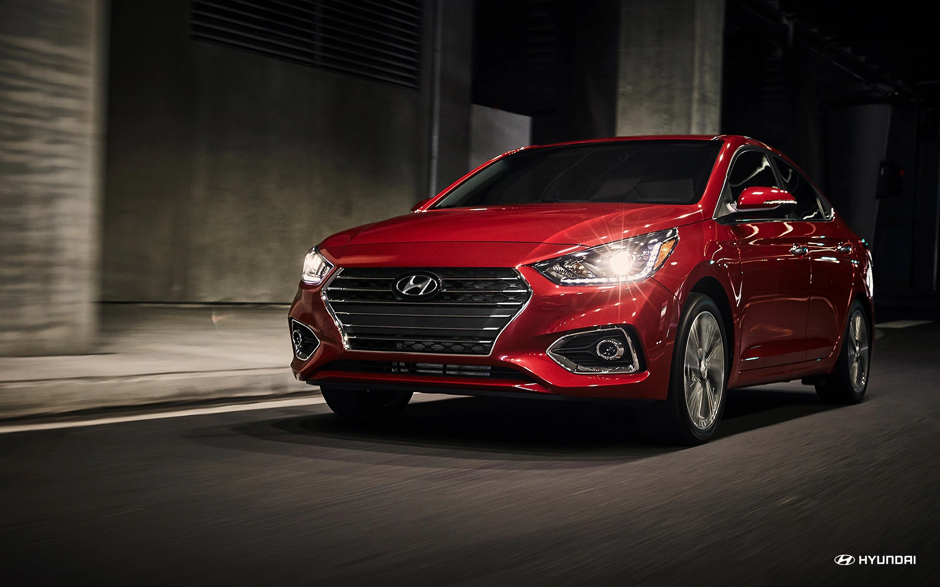 2019 Hyundai Accent leasing near Washington, DC