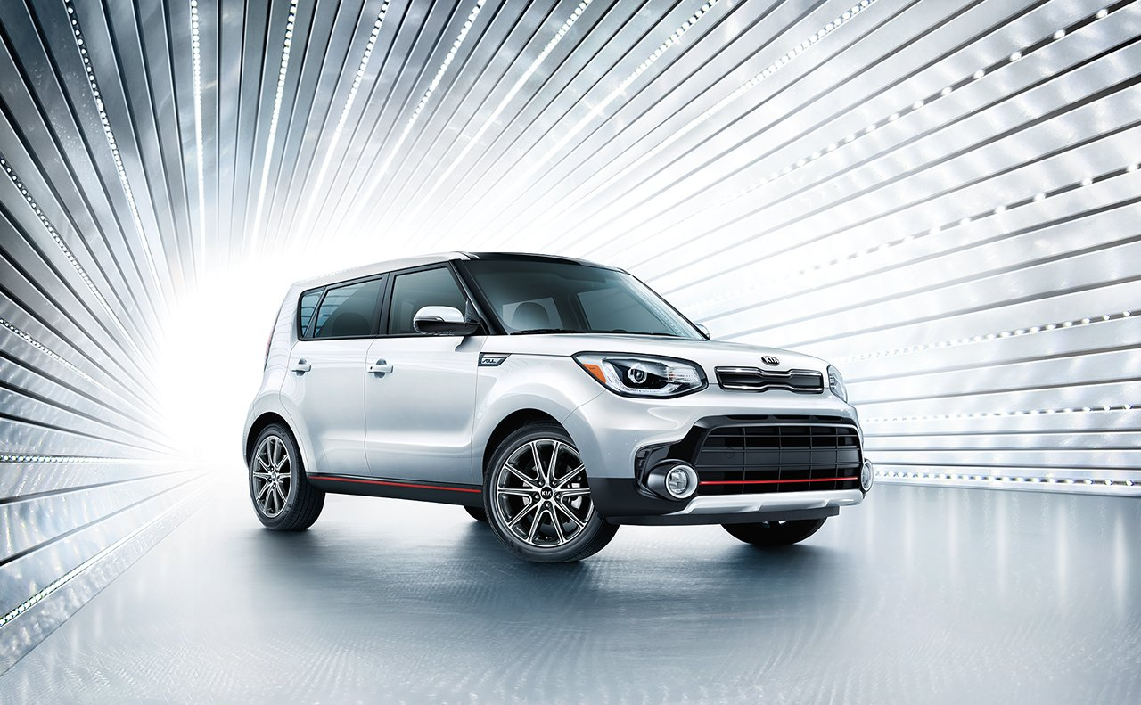 2019 Kia Soul Leasing in Rockford, IL