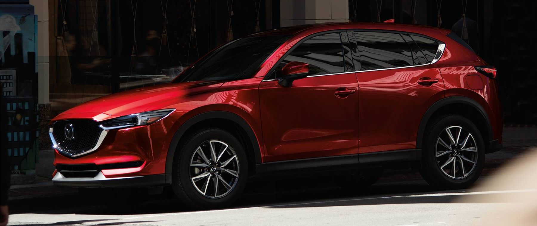 2018 Mazda CX-5 vs 2018 Honda CR-V near Rockville, MD