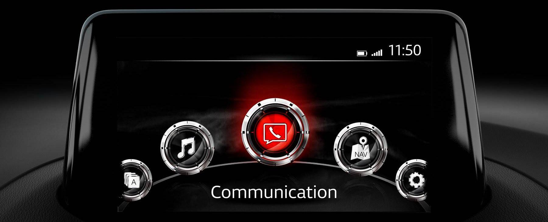 Mazda3 Touchscreen