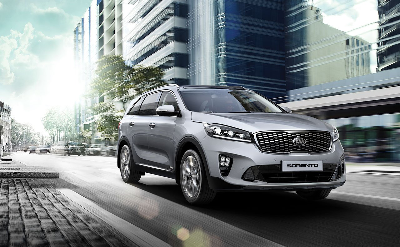 2019 Kia Sorento Leasing near New Braunfels, TX