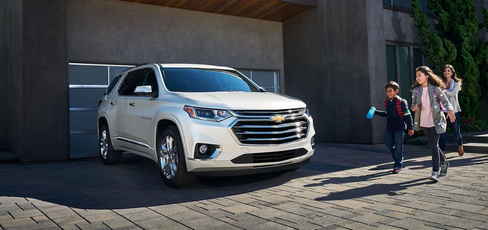 2019 Chevrolet Traverse Leasing near Lansing, MI