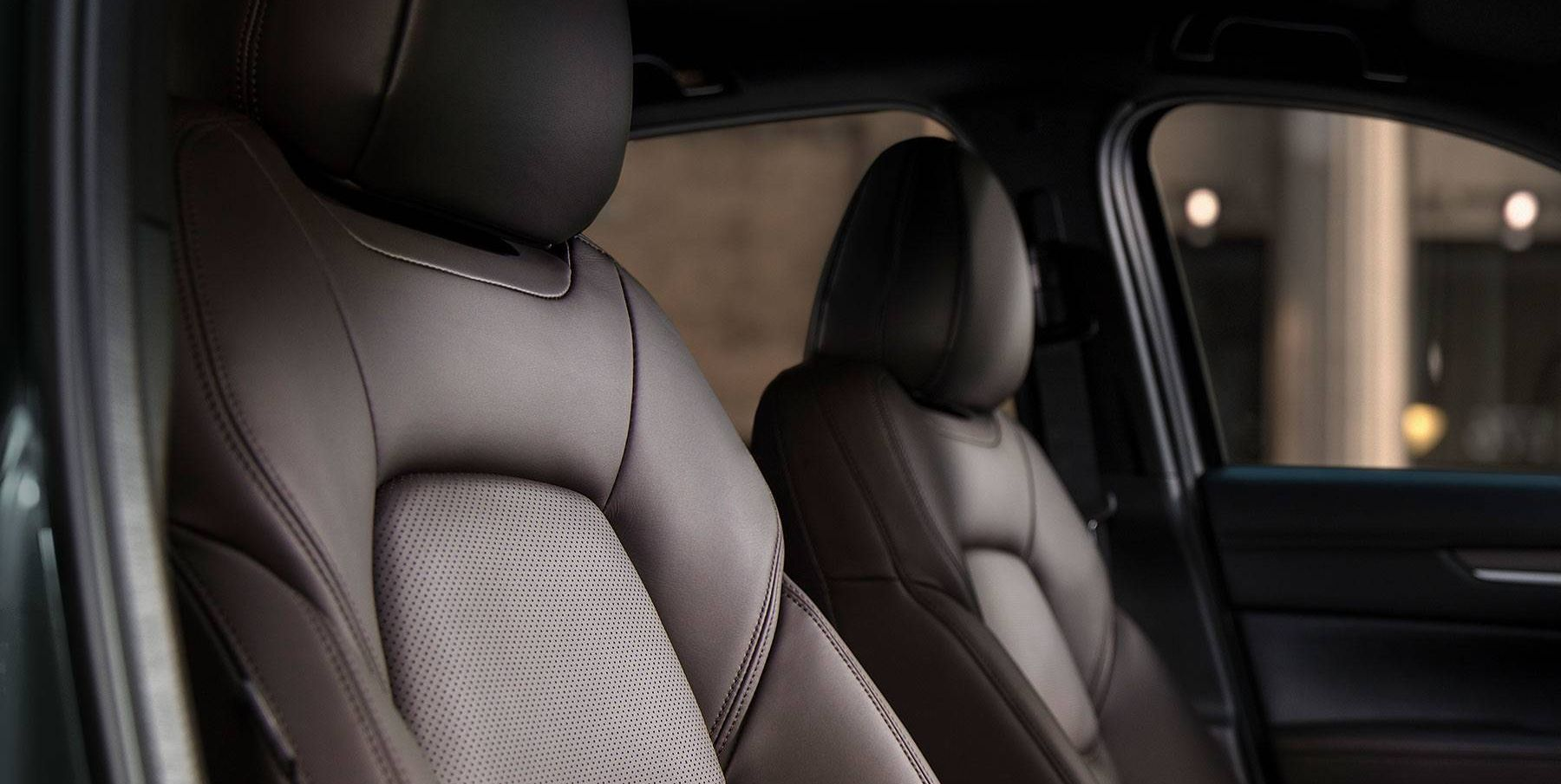 Cozy Seats in the Mazda CX-5
