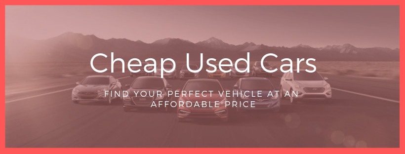 Cheap Used Cars for sale in Edmonton, AB