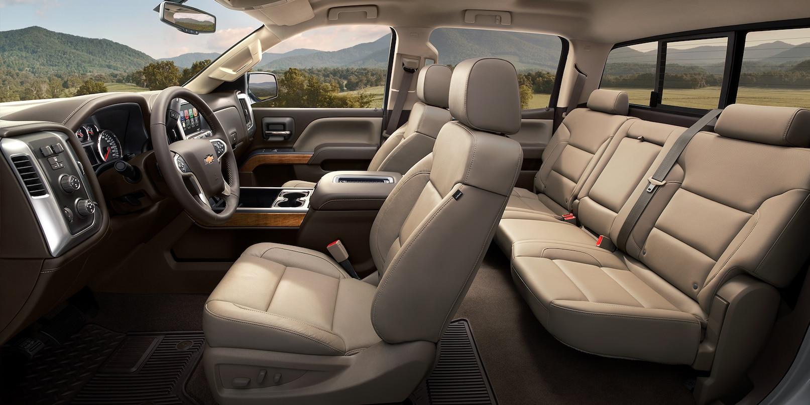 2019 Chevrolet Silverado 1500 Full Seating