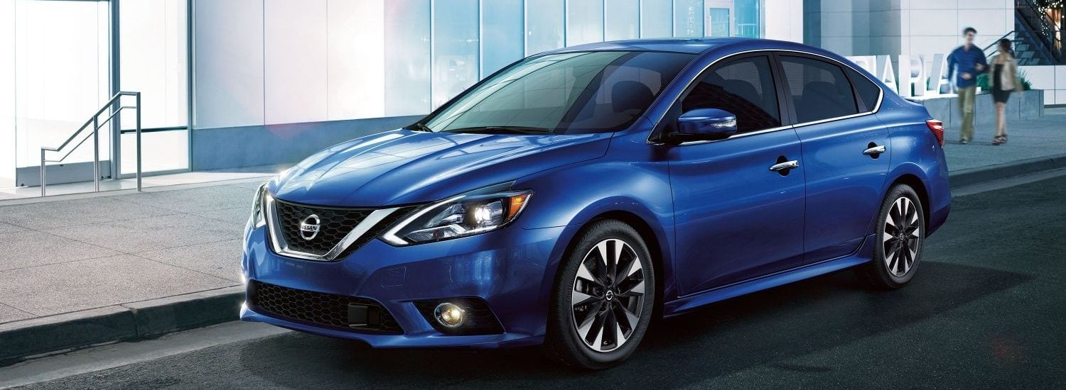 2019 Nissan Sentra Leasing near Glendale Heights, IL
