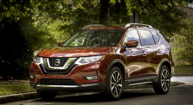 2019 Nissan Rogue Leasing near Hicksville, NY