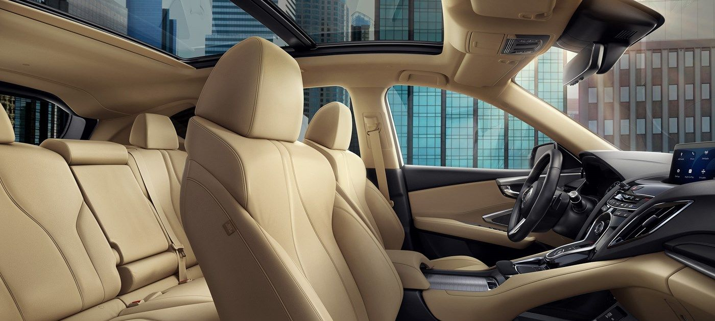Luxurious Seating in the RDX