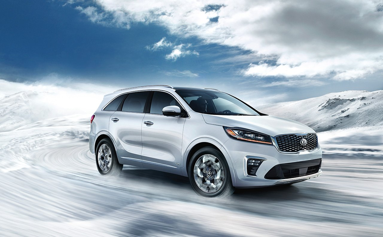 2019 Kia Sorento Financing near Council Bluffs, IA