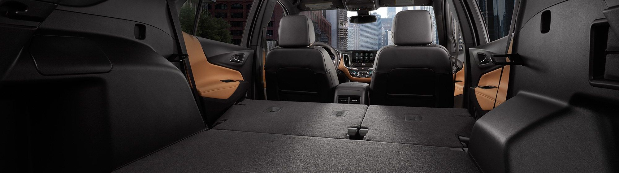 You'll Love the Equinox's Spacious Interior!