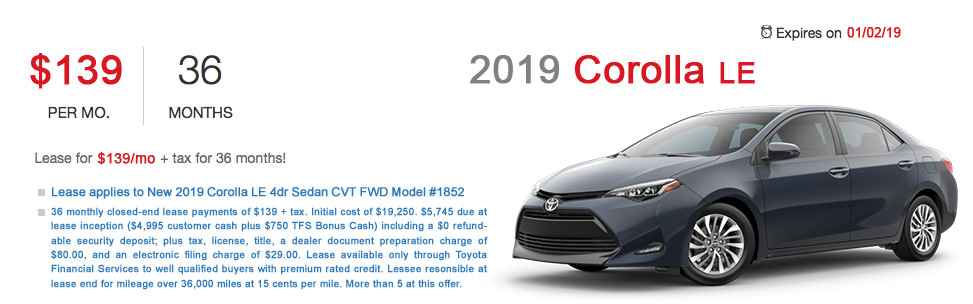 Prius Lease Deals Bay Area | Lamoureph Blog