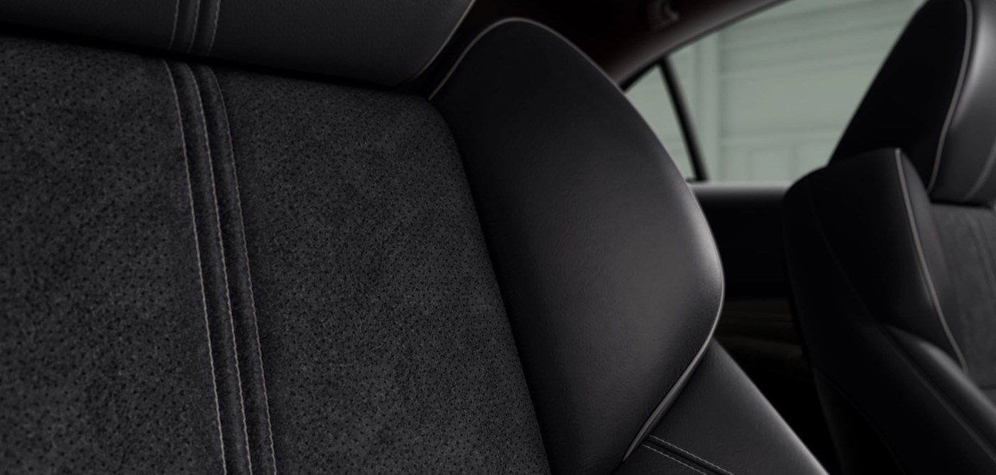 Sporty Seating in the TLX