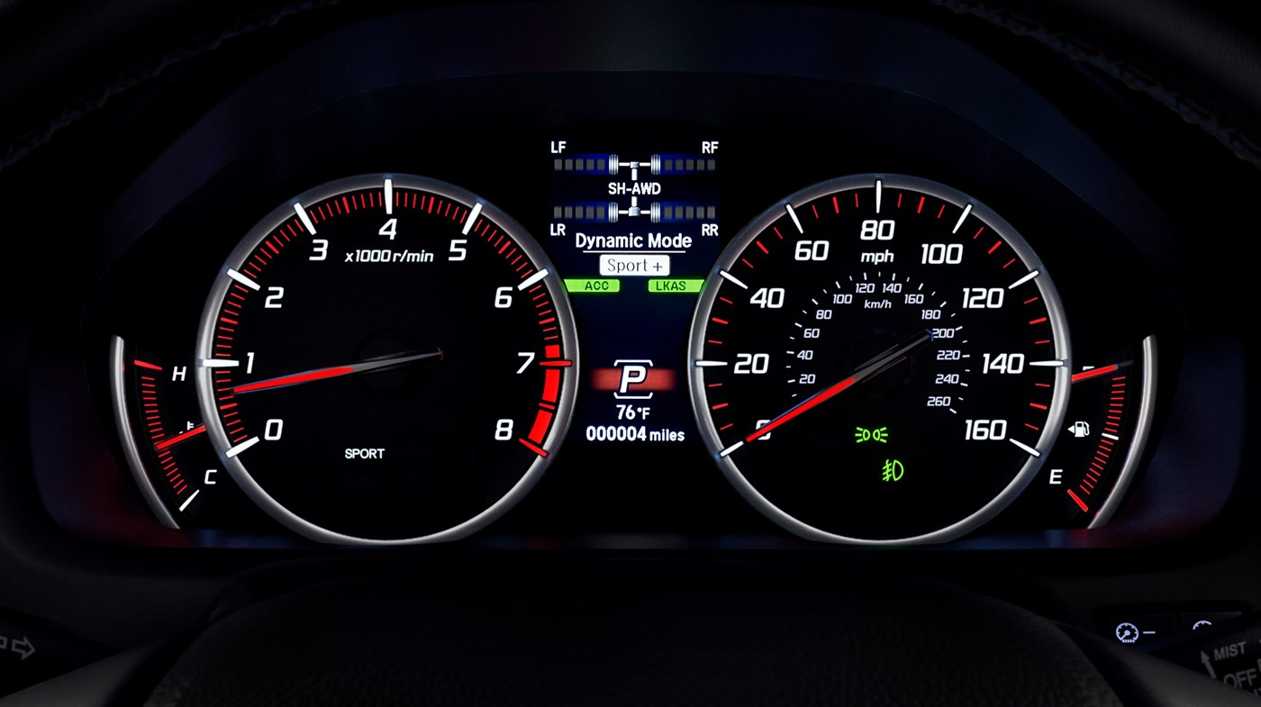 High-Performance Features in the TLX