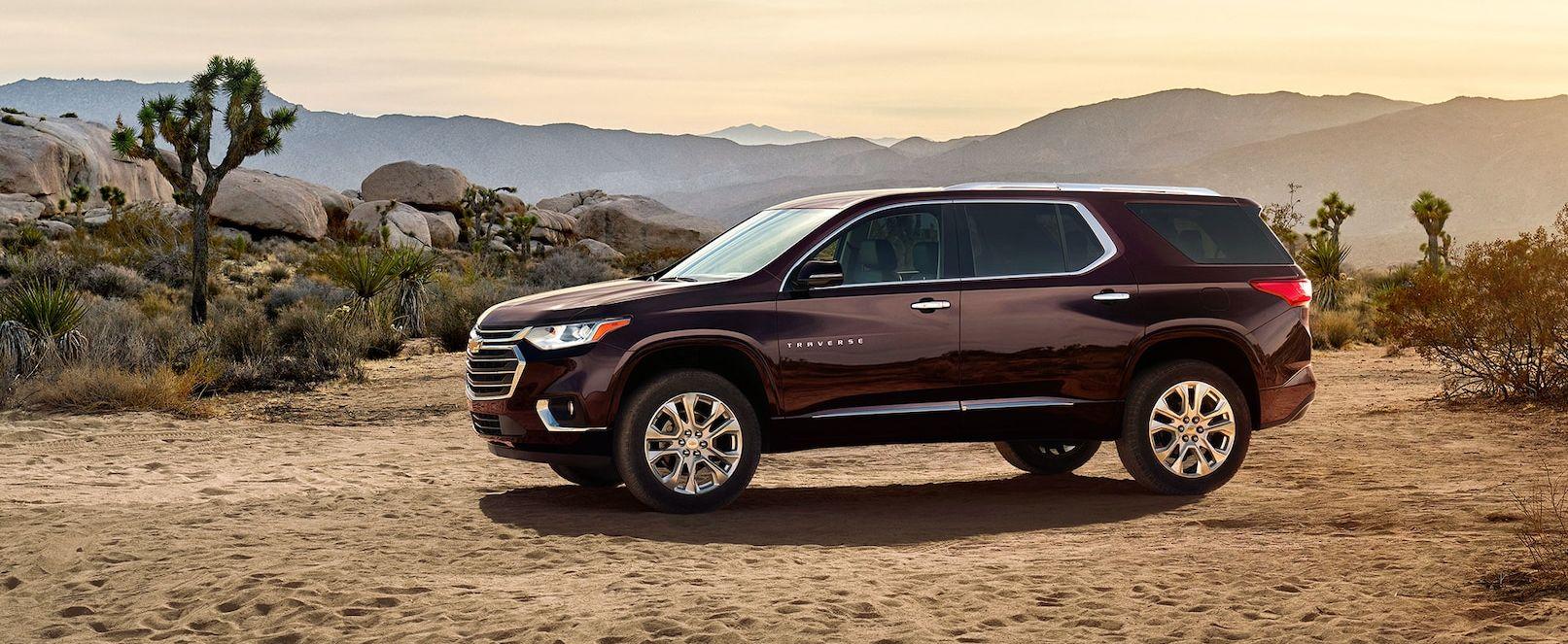 2019 Chevrolet Traverse for Sale near Escondido, CA