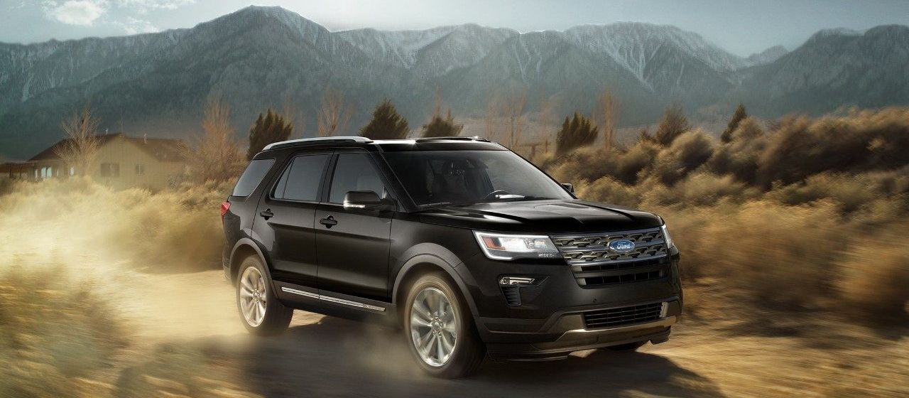2018 Ford Explorer Financing near Elizabethtown, KY