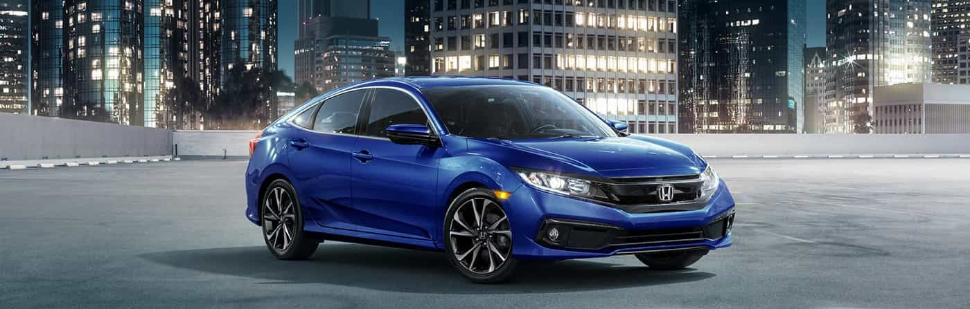 Stay Safe in a 2019 Honda!