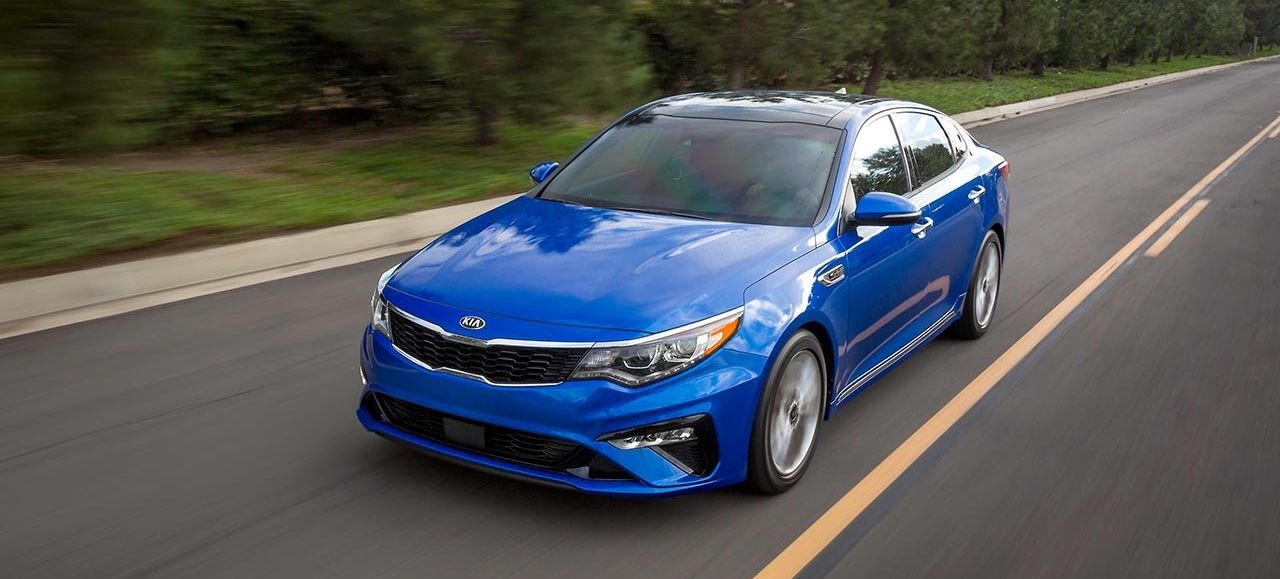 2019 Kia Optima Leasing in Huntington, NY