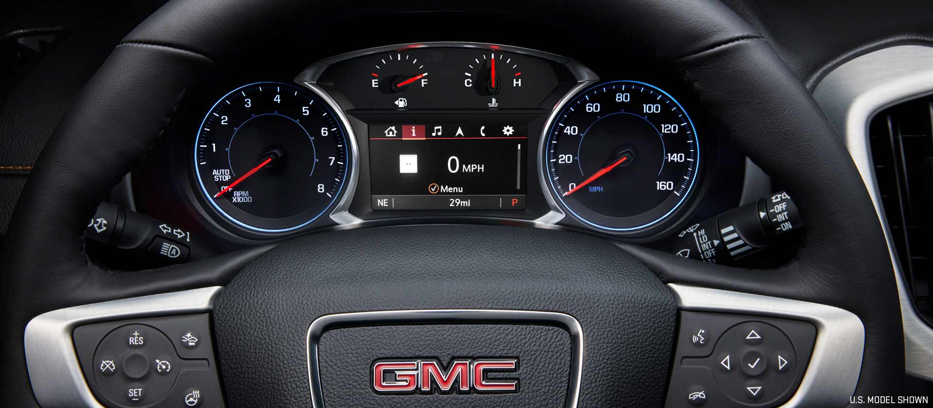 Feel the Thrill of the GMC Terrain!