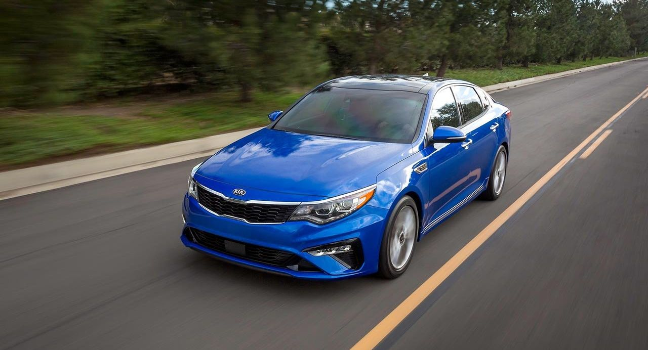 2019 Kia Optima for Sale near Oceanside, CA