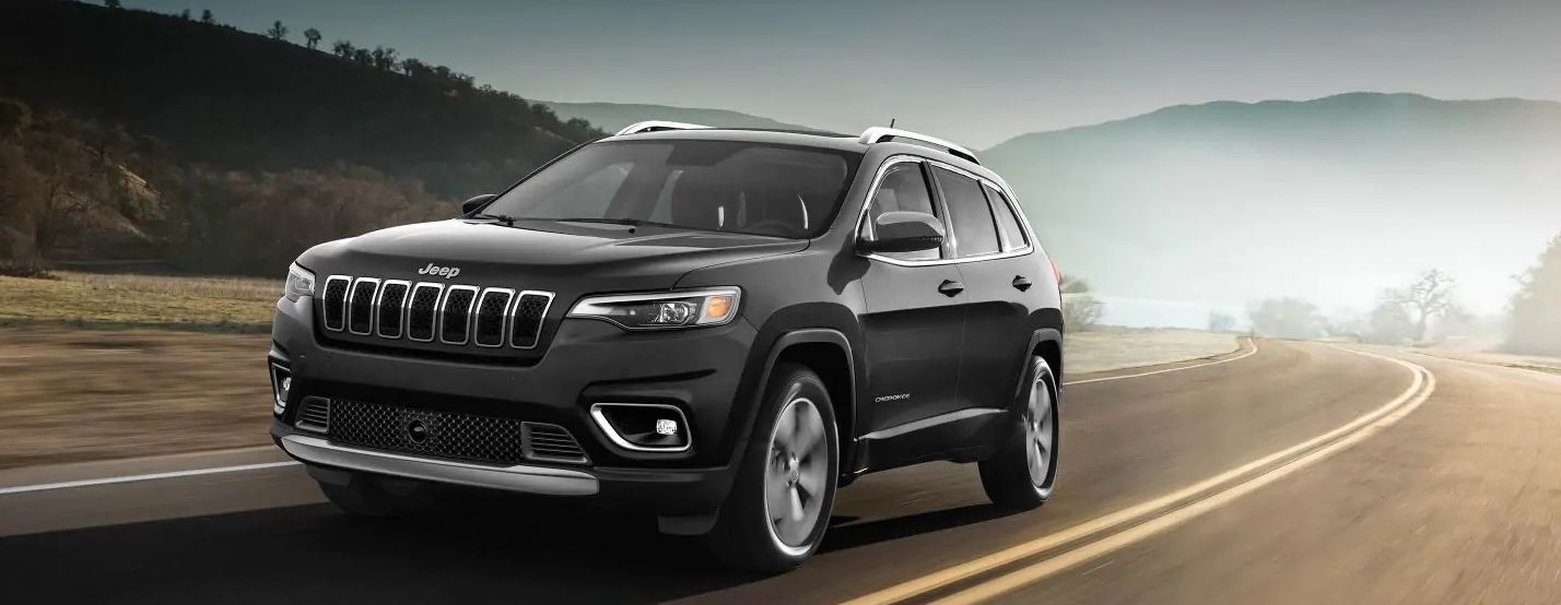 2019 Jeep Cherokee for Sale near Bethany, OK