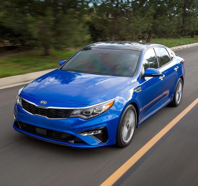 2019 Kia Optima Financing in Rockford, IL