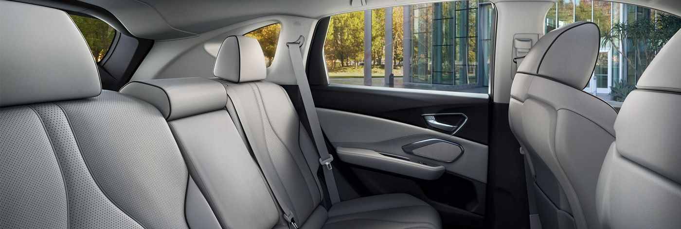 Spacious Cabin of the Acura RDX