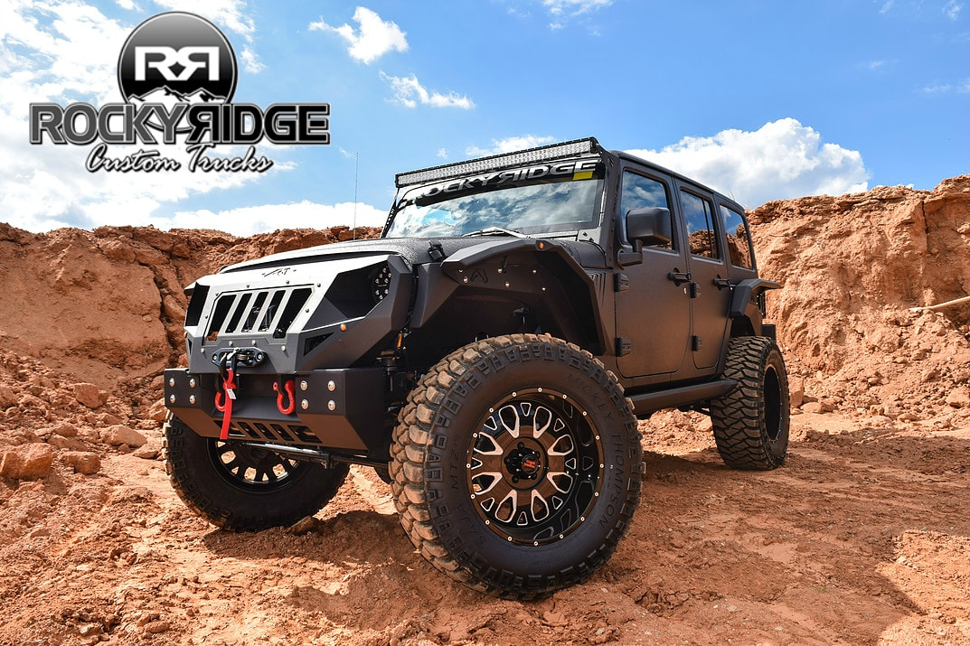 Used Rocky Ridge Jeep For Sale >> Rocky Ridge Lifted Jeeps For Sale Cherry Hill Cdjr