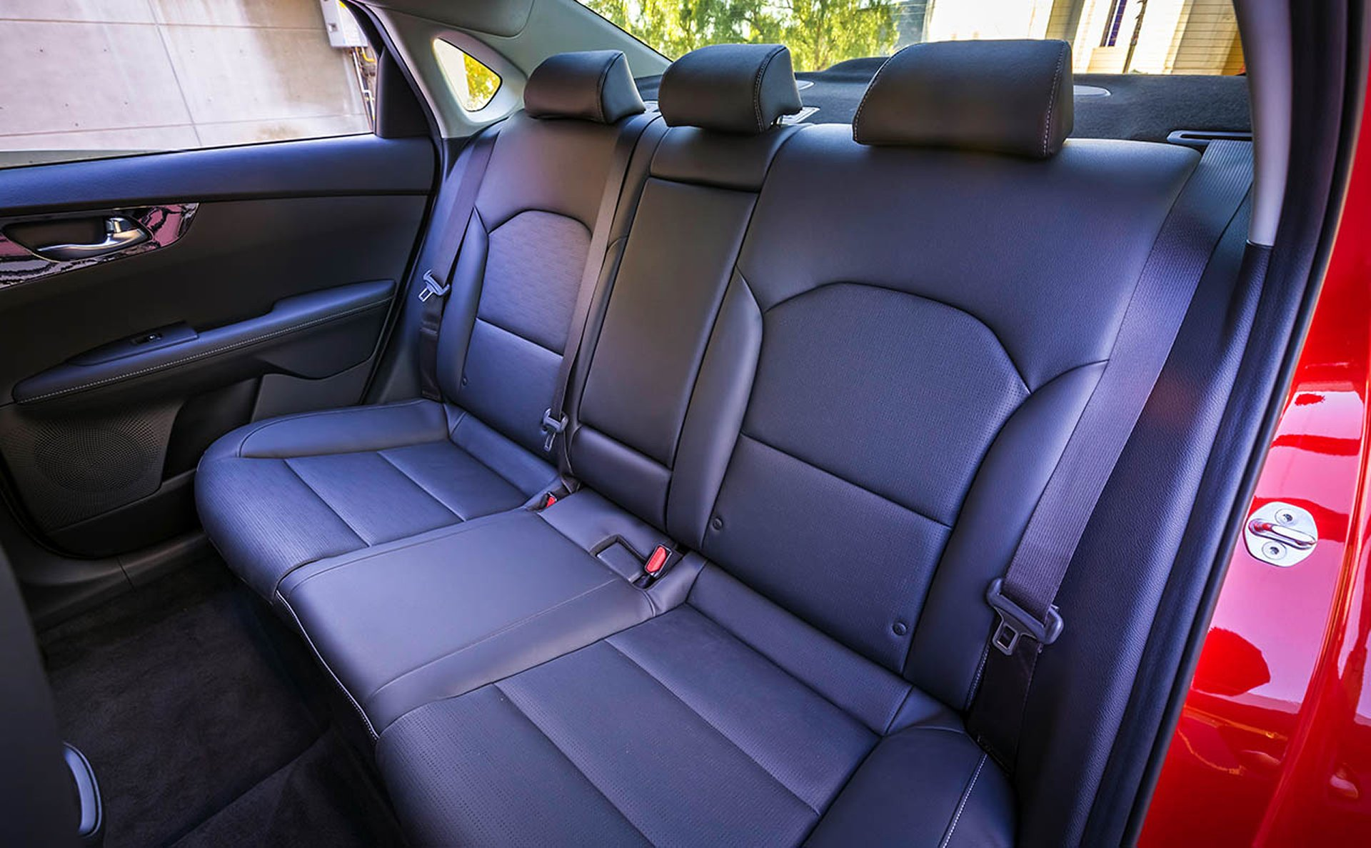 Enjoy Optimum Comfort During Any Drive in the Forte!